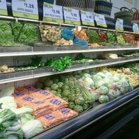 Photo taken at Food 4 Less by Matthew S. on 11/12/2011