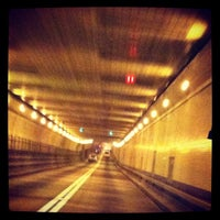 Photo taken at Lincoln Tunnel by Jorge M. on 4/30/2012