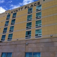 Photo taken at Hyatt Place Salt Lake City/Downtown/The Gateway by Al M. on 10/11/2011