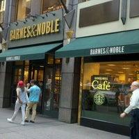 Photo taken at Barnes & Noble by Einas I. on 8/23/2011