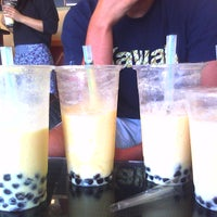 Photo taken at That Boba Place by raleigh h. on 8/21/2011