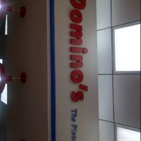 Photo taken at Domino's Pizza by Adnan K. on 2/28/2012