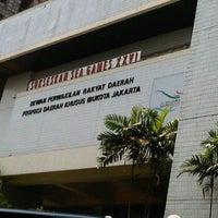 Photo taken at Gedung DPRD Jakarta by joe v. on 11/14/2011