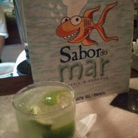 Photo taken at Restaurante Sabor do Mar by Claudia V. on 11/13/2011