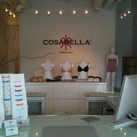 Photo taken at Cosabella by Kathy S. on 8/20/2011