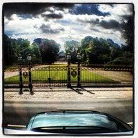 Photo taken at Koninklijk Paleis / Palais Royal by Willy C. on 8/2/2012