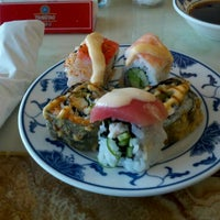 Photo taken at Mandarin Chinese Restaurant by Katie S. on 1/14/2012