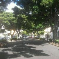 Photo taken at Ramblas de Santa Cruz by MIGUEL A. N. on 3/16/2011