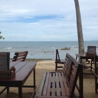 Photo taken at Haad Tian Beach Resort by Alexey K. on 8/25/2012