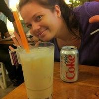 Photo taken at Ivy Cafe by Neffty G. on 3/20/2012