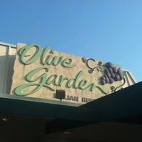 Photo taken at Olive Garden by Michael P. on 7/1/2012