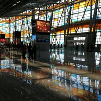 Photo taken at Zvartnots International Airport (EVN) by Vardan Z. on 12/12/2011