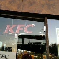 Photo taken at KFC by Ferry B. on 10/22/2011