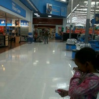 Photo taken at Walmart Supercenter by Chad C. on 10/30/2011