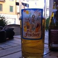 Photo taken at Brasserie La Loggia by Ryan V. on 10/1/2011