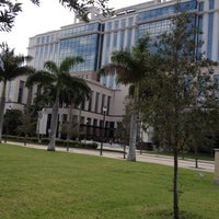 Photo taken at Palm Beach County Courthouse by Ashley H. on 10/20/2011
