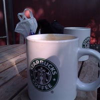 Photo taken at Starbucks by Piotr S. on 10/4/2011