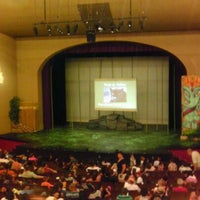 Photo taken at Magik Children's Theater by Aren on 8/13/2011