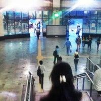 Photo taken at Tughlaqabad Metro Station by Nitish K. on 5/9/2012