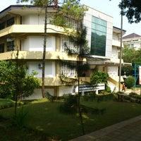 Photo taken at Fakultas Pendidikan Ekonomi dan Bisnis (FPEB) by johan f. on 7/18/2012