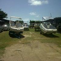 Photo taken at Marina Costa Azul by Clarissa A. on 10/12/2011