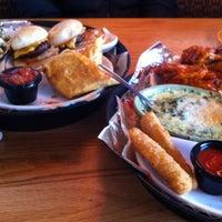 Photo taken at Applebee's by Sak V. on 1/21/2012