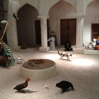Photo taken at Bahrain National Museum by Mohammed B. on 6/2/2012