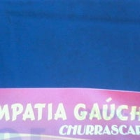 Photo taken at Simpatia Gaucha Churrascaria by Fernando N. on 9/13/2011