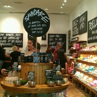 Photo taken at LUSH by Russell A. on 10/22/2011
