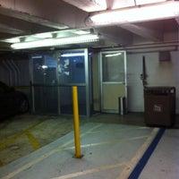 Photo taken at SP+ Parking @ Robert's Garage by Suzlb on 7/31/2012