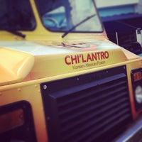 Photo taken at Chi'Lantro BBQ by NinjaaaNoize on 7/9/2012