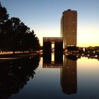 Photo taken at Oklahoma City National Memorial & Museum by Jeremy M. on 8/28/2012