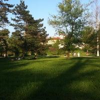 Photo taken at Park Tivoli by Ivanca E. on 4/28/2012