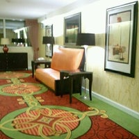 Photo taken at Renaissance Orlando Airport Hotel by Enrico P. on 2/20/2012