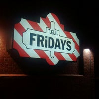 Photo taken at T.G.I. Friday's by Cesar P. on 9/3/2011