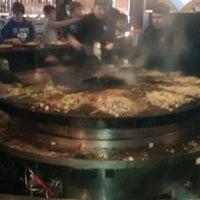 Photo taken at HuHot Mongolian Grill by Daniel D. on 12/3/2011