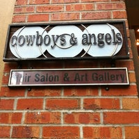 Photo taken at Cowboys & Angels by Katrin on 9/5/2012