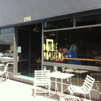 Photo taken at Wicks Park Cafe by Damon on 11/20/2011