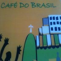 Photo taken at Café do Brasil by Anthony X. on 8/5/2011