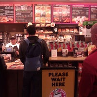 Photo taken at Dunkin' Donuts by William H. on 11/23/2011