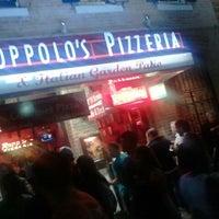 Photo taken at Roppolo's Pizzeria by Derek K. on 3/14/2012