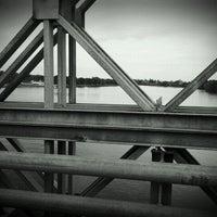Photo taken at Rourke Bridge by Jean H. on 10/24/2011
