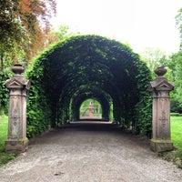 Photo taken at Parc de l'Orangerie by Johanna C. on 5/7/2012