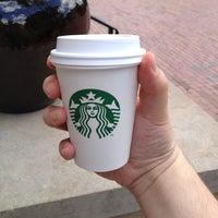 Photo taken at Starbucks by Brad P. on 5/10/2012