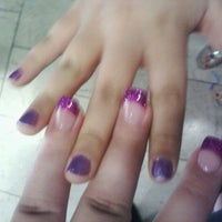 Photo taken at Foxy Nails by Morgan H. on 9/18/2011