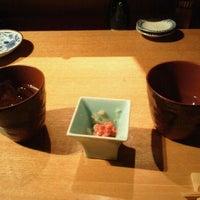 Photo taken at 膳四分六 by Masakazu T. on 1/8/2012