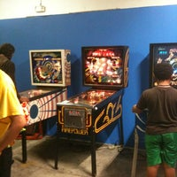 Photo taken at Arcade Age by Robyn M. on 3/3/2012