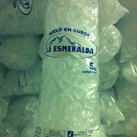 Photo taken at Hielo La Esmeralda by Javier S. on 8/25/2011