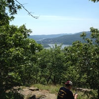 Photo taken at Bull Hill Trail by Pete C. on 6/30/2012