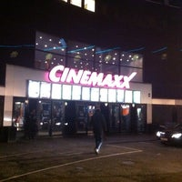 Photo taken at CinemaxX by Kenneth S. on 12/29/2011